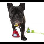 Hondenpoep zakken met tasje