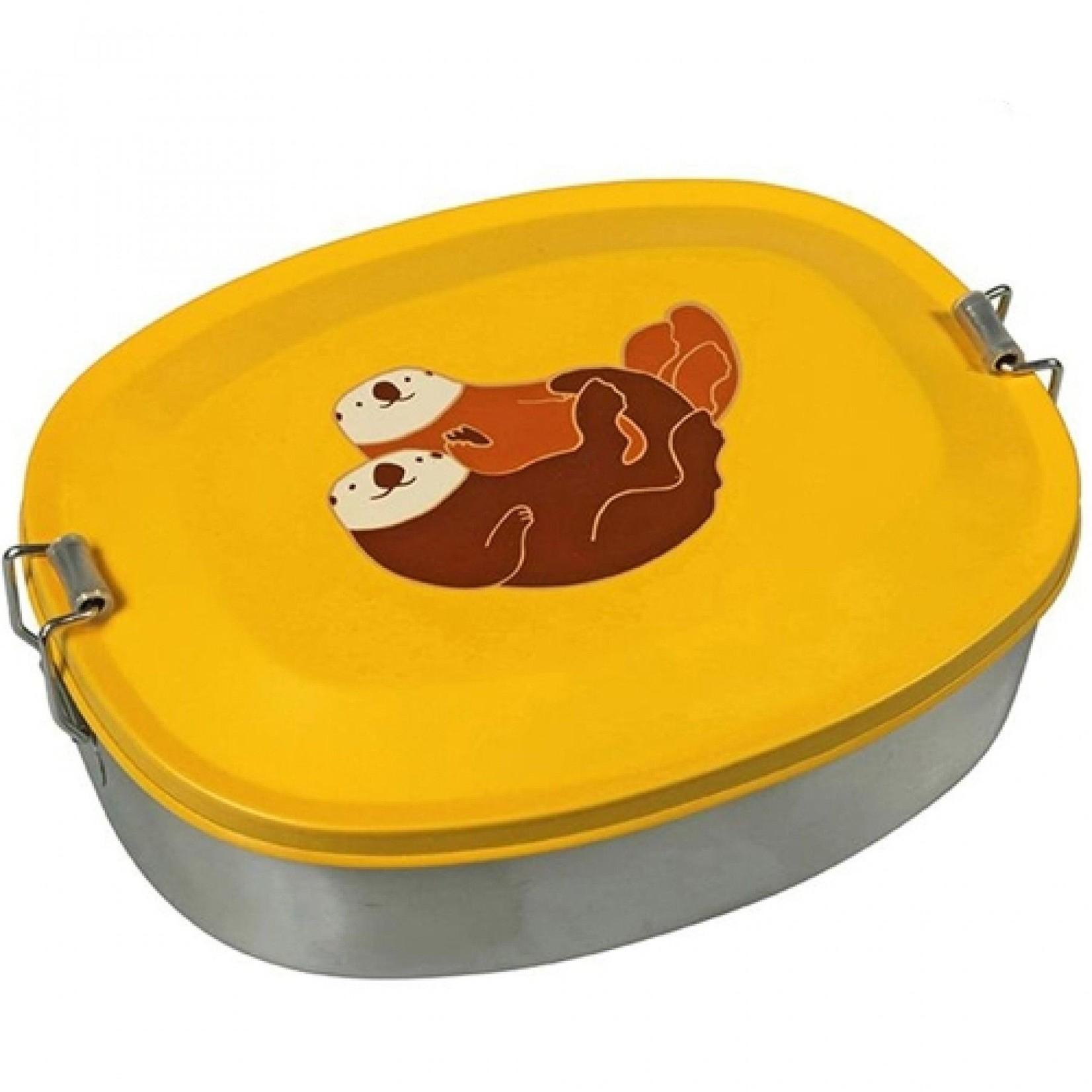 Lunchbox met Zeeotters