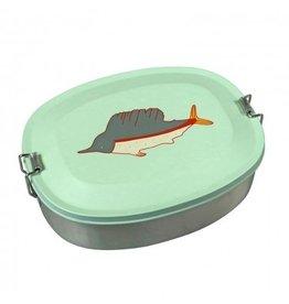 The Zoo Lunchbox met Zwaardvis
