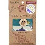 """Bee's wrap Sandwich """"Wildlifepack"""" 2-pack"""