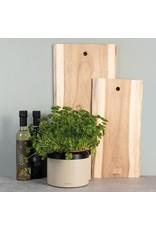 Gusta Bloempot bamboe fiber - Terracotcha