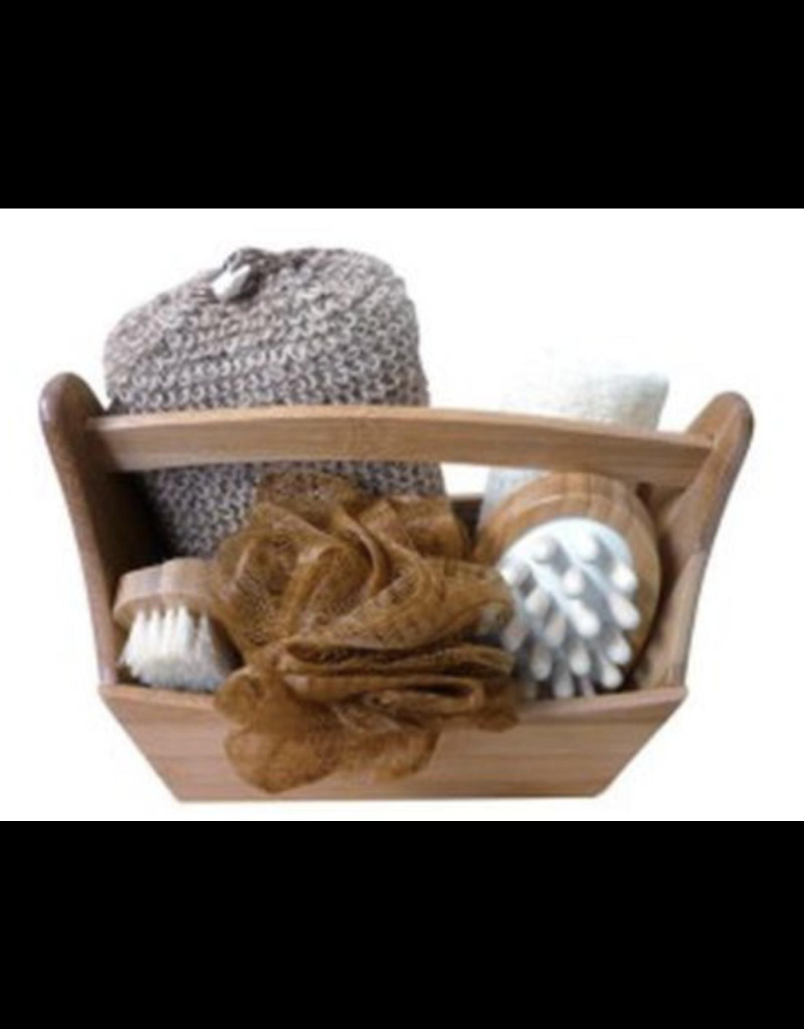Croll en Denecke Bamboe geschenkset badkamer kistje