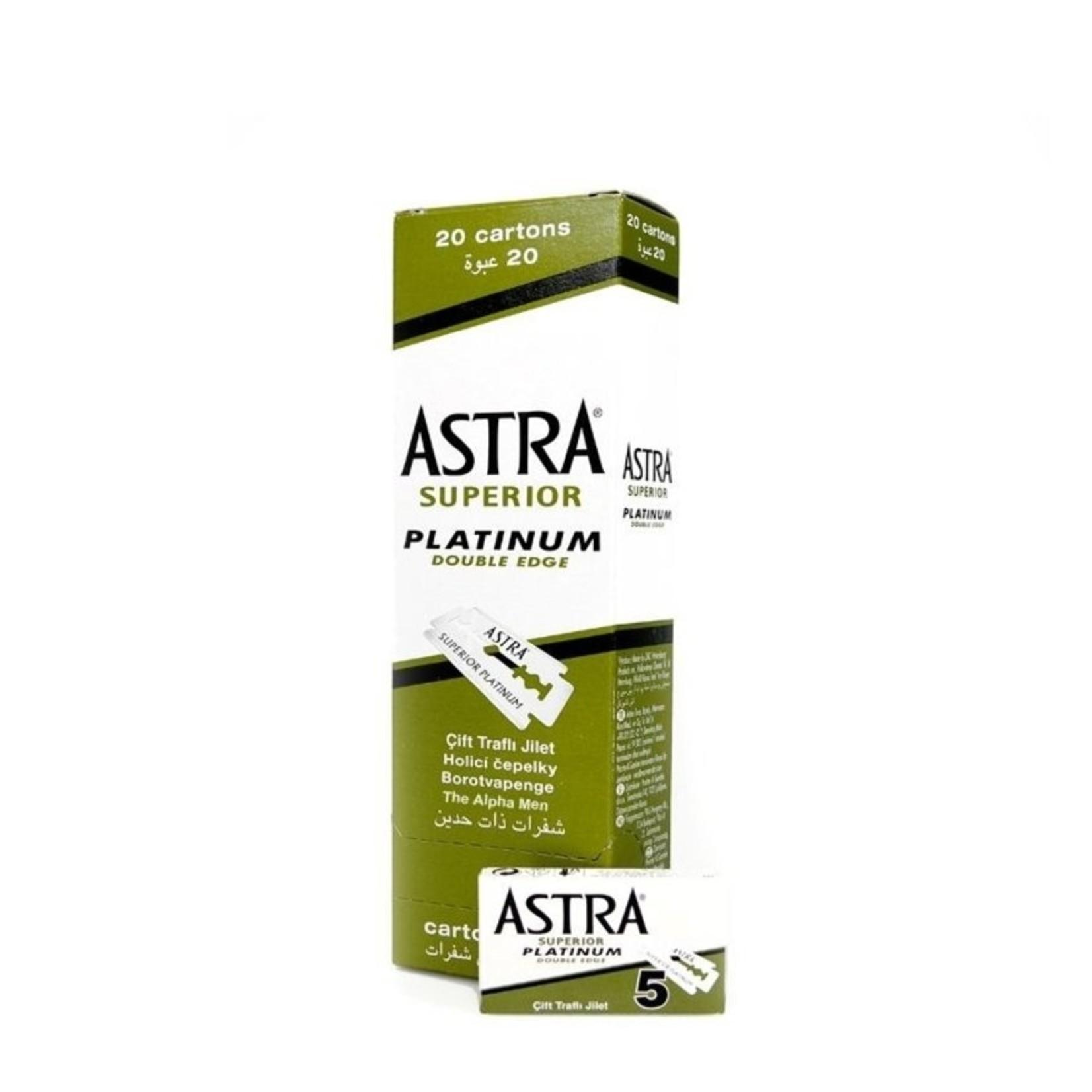 Astra Razor Blades