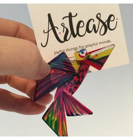 Broche vogel Artease