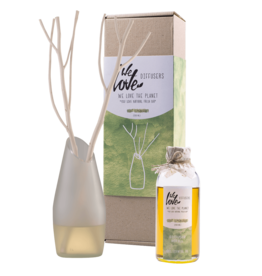 Light Lemon Grass - Diffuser set (200ml essential oil)