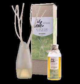 We Love The Planet Light Lemon Grass - Diffuser set (200ml essential oil)
