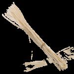 Bosje Kajute stokjes groot (voor vaasje 200ml)