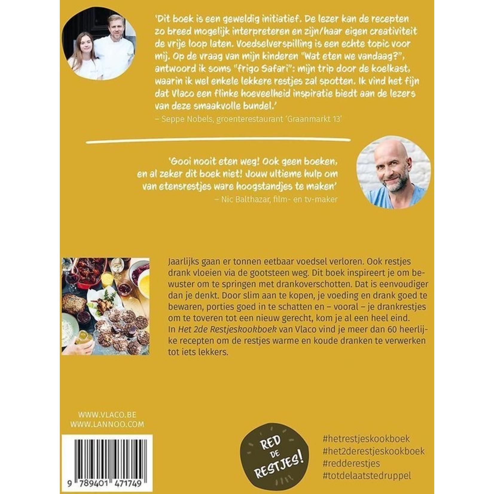 Het 2de Restjeskookboek