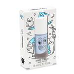 Nagellak Merlin pearly blauw 8 ml
