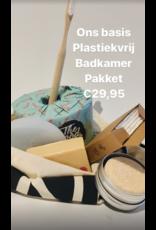 Allossa Het plastiekvrije badkamer pakket