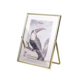 Fotolijst 10x15 gouden frame