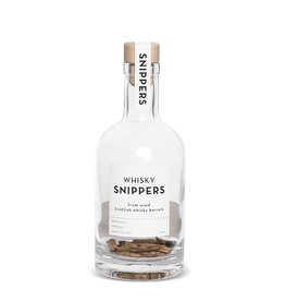 Snippers Fles met Whiskey Snippers