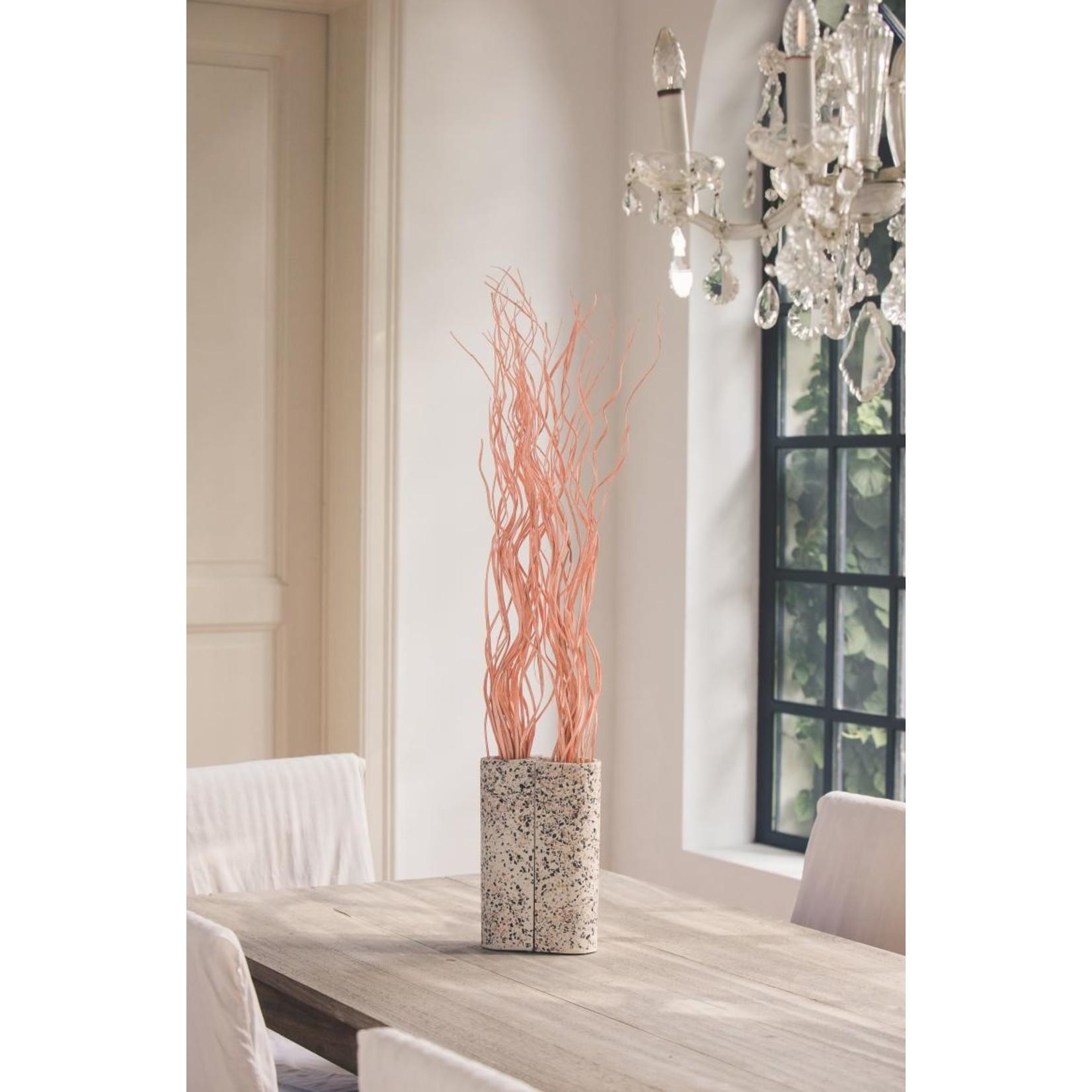 Atelier Pierre Fifty long vase perzik