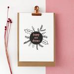 Postkaart - Happy New Dreams