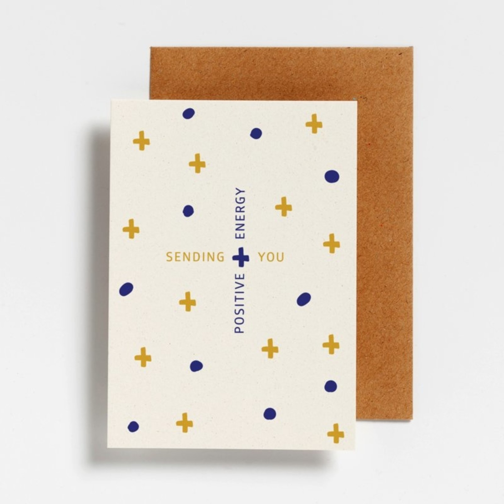Postkaart - Sending Positive Energy