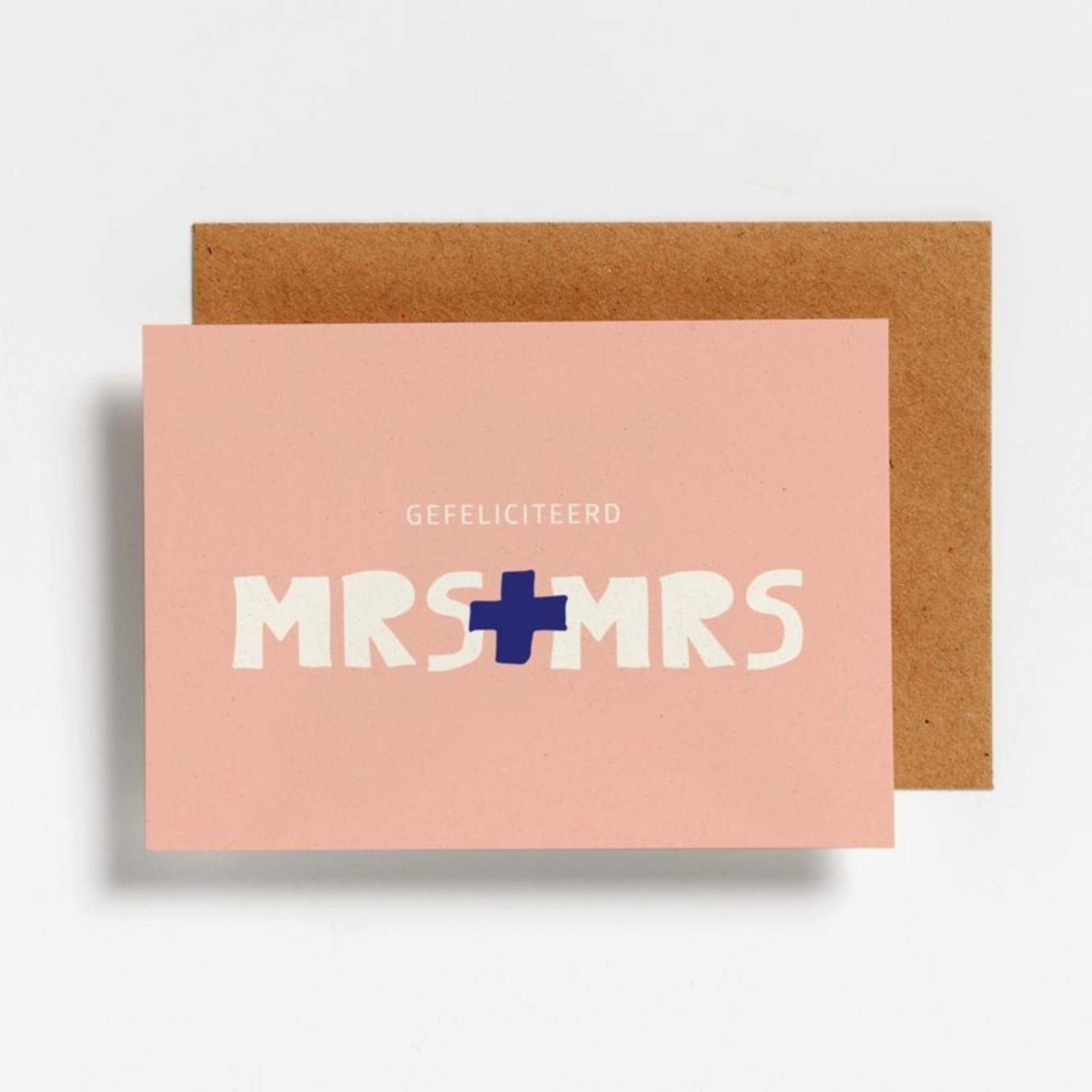 Postkaart - Miss & miss