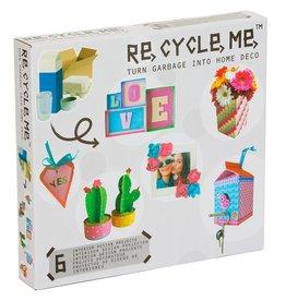 Re-Cycle-Me I Fun2Give Huisdecoraties knutselen