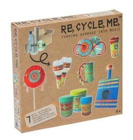 Re-Cycle-Me I Fun2Give Muziekinstrumenten knutselpakket