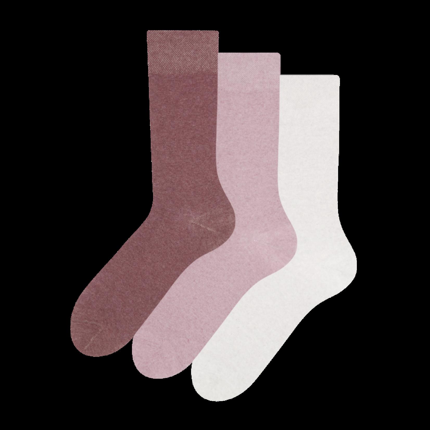 Recycled cotton sokken 3-pack Optimist