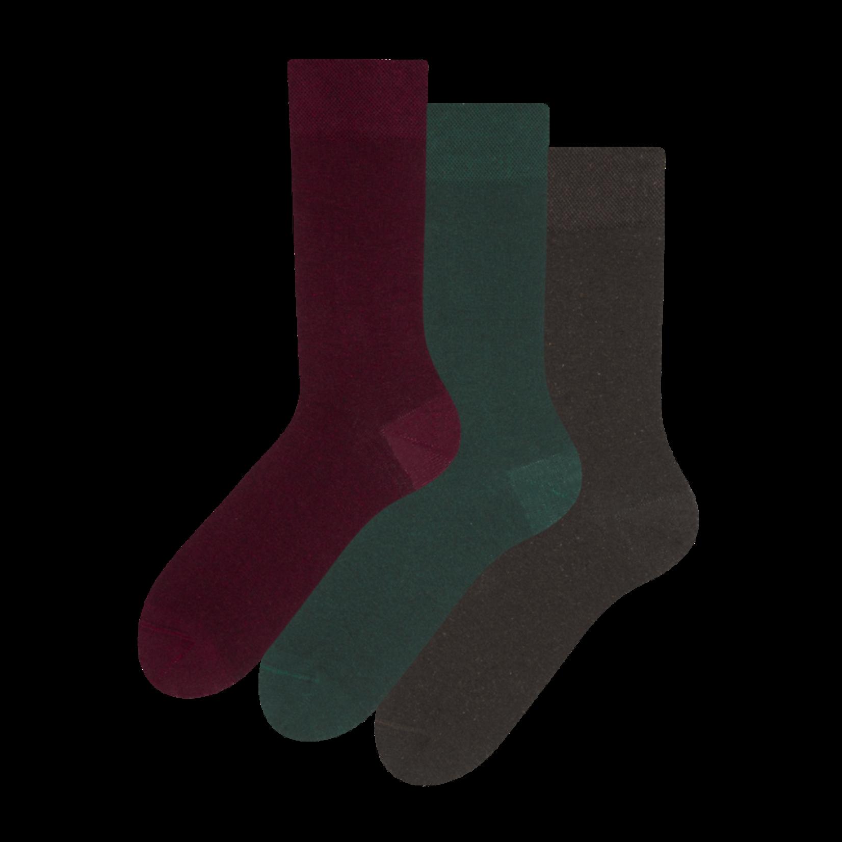 Recycled cotton socks Gentleman
