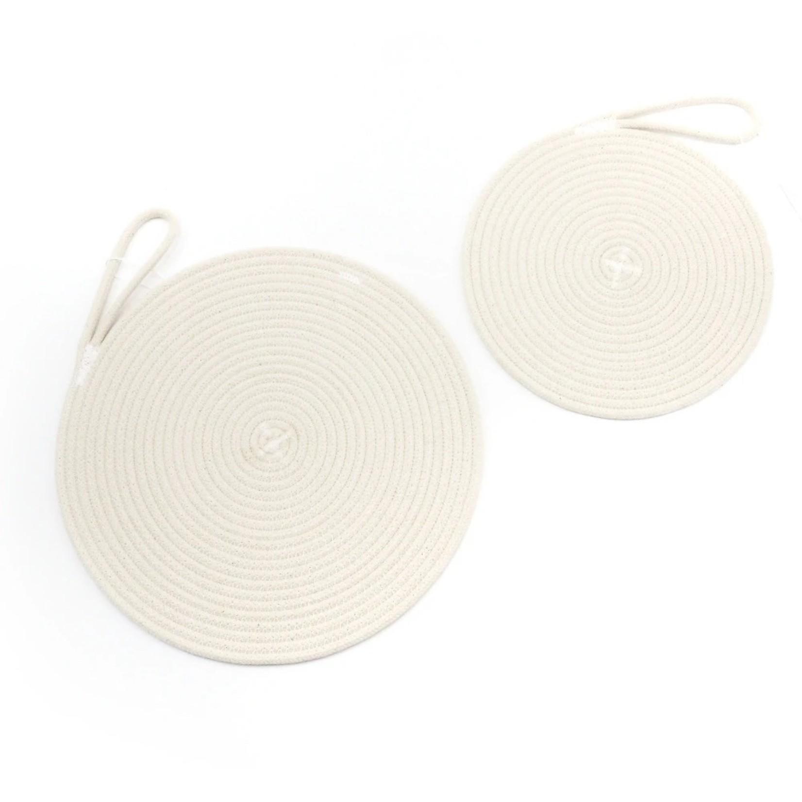 Koba Handmade Ronde placemat coaster