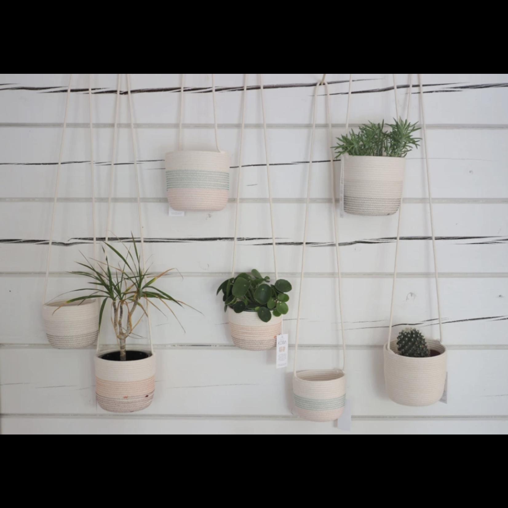 Koba Handmade Hanging Planter