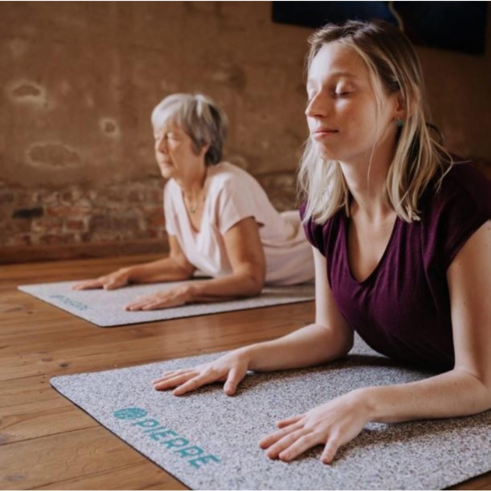 Yoga- en sportmat