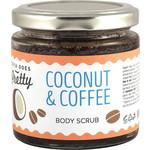 Koffie & kokos Body Scrub 270gram
