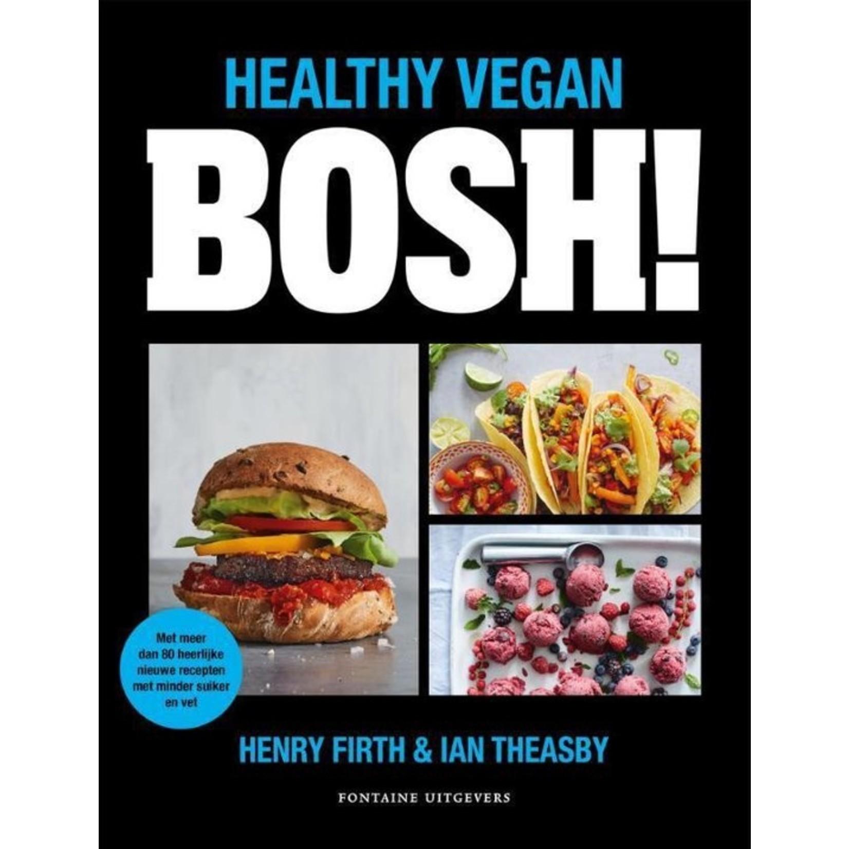 Bosh - healthy vegan