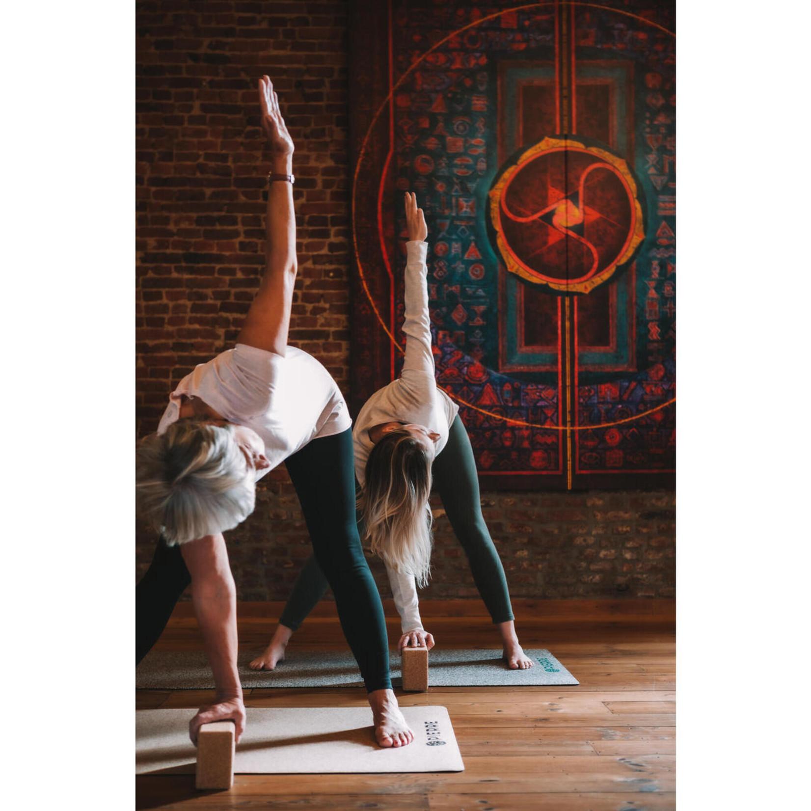 Yoga- en sportblok Pierre