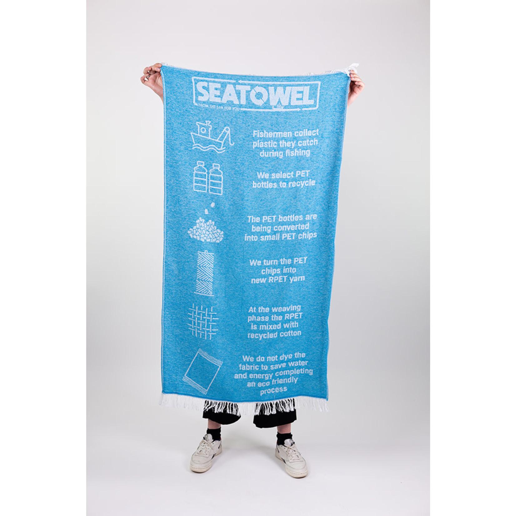 Be the fibre Seatowel groot