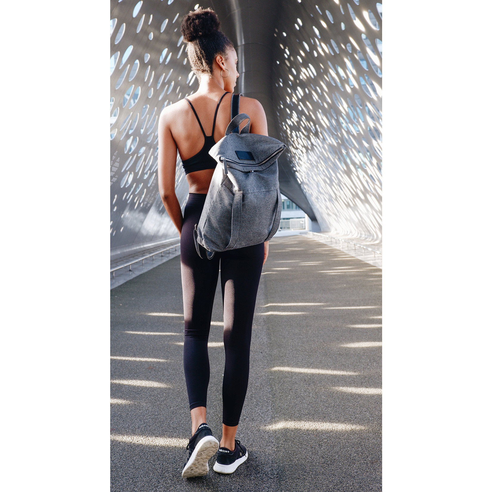 Be the fibre Backpack yoga