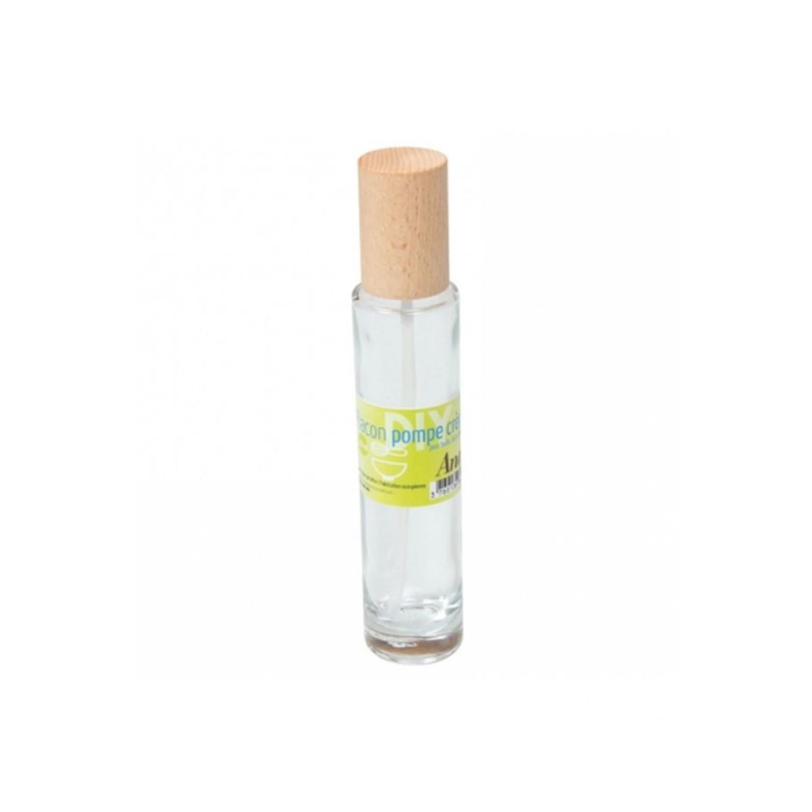Glazen pompfles - 100ml
