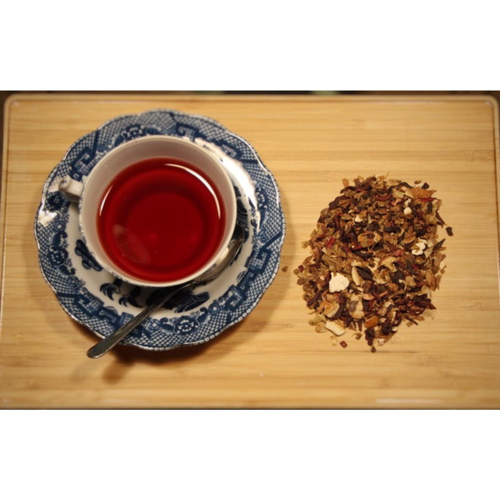 Rode thee 'opgewekt' (100gr)