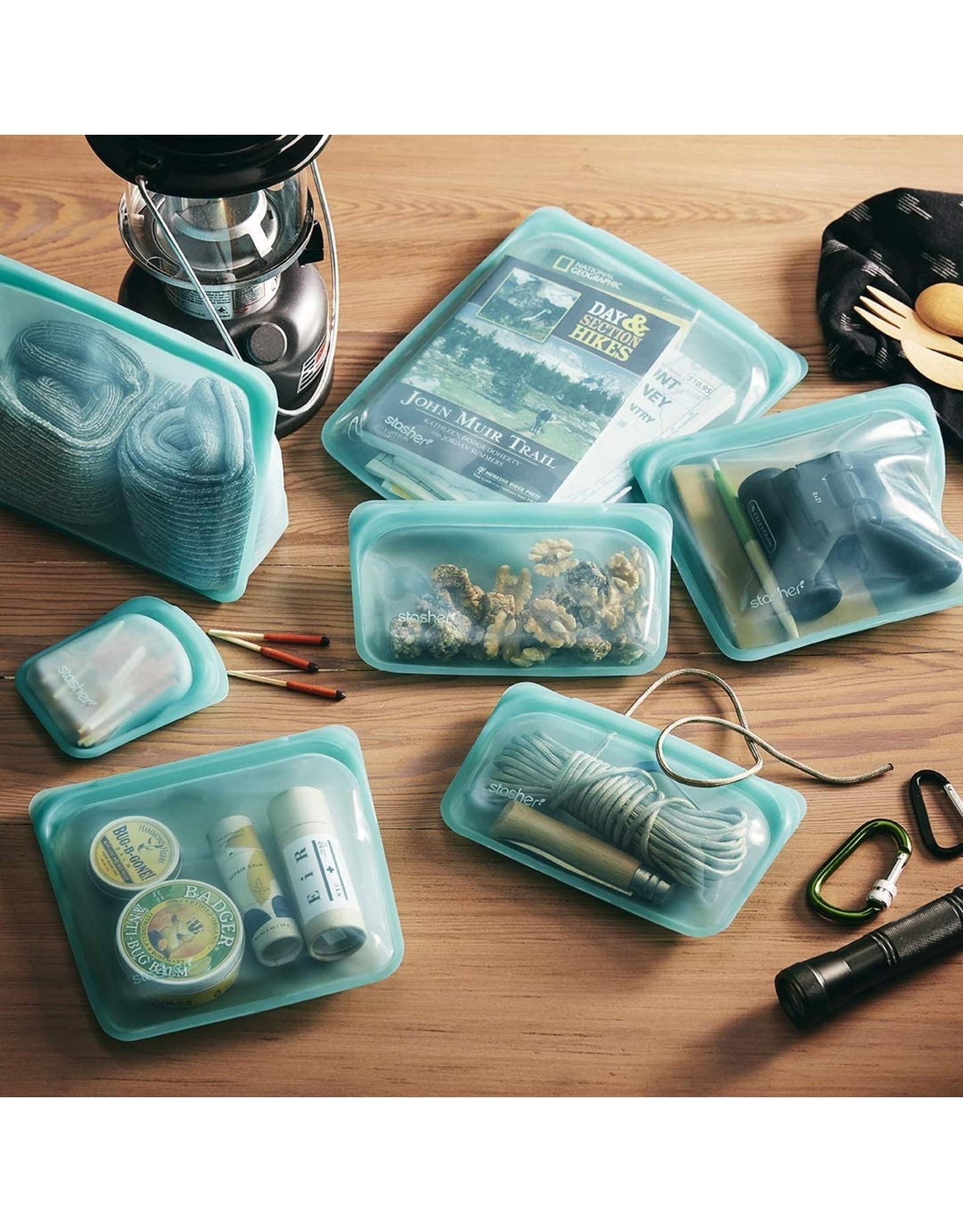 Stasher multipack aqua - 4st
