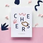 Postkaart - Cheers it's your birthday