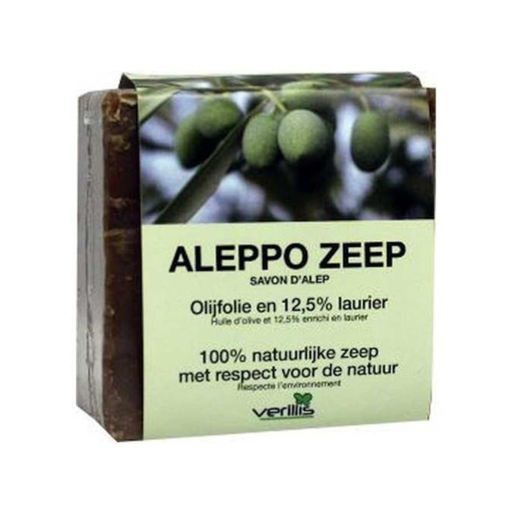 Zeep - Aleppo 12.5% - lichaam