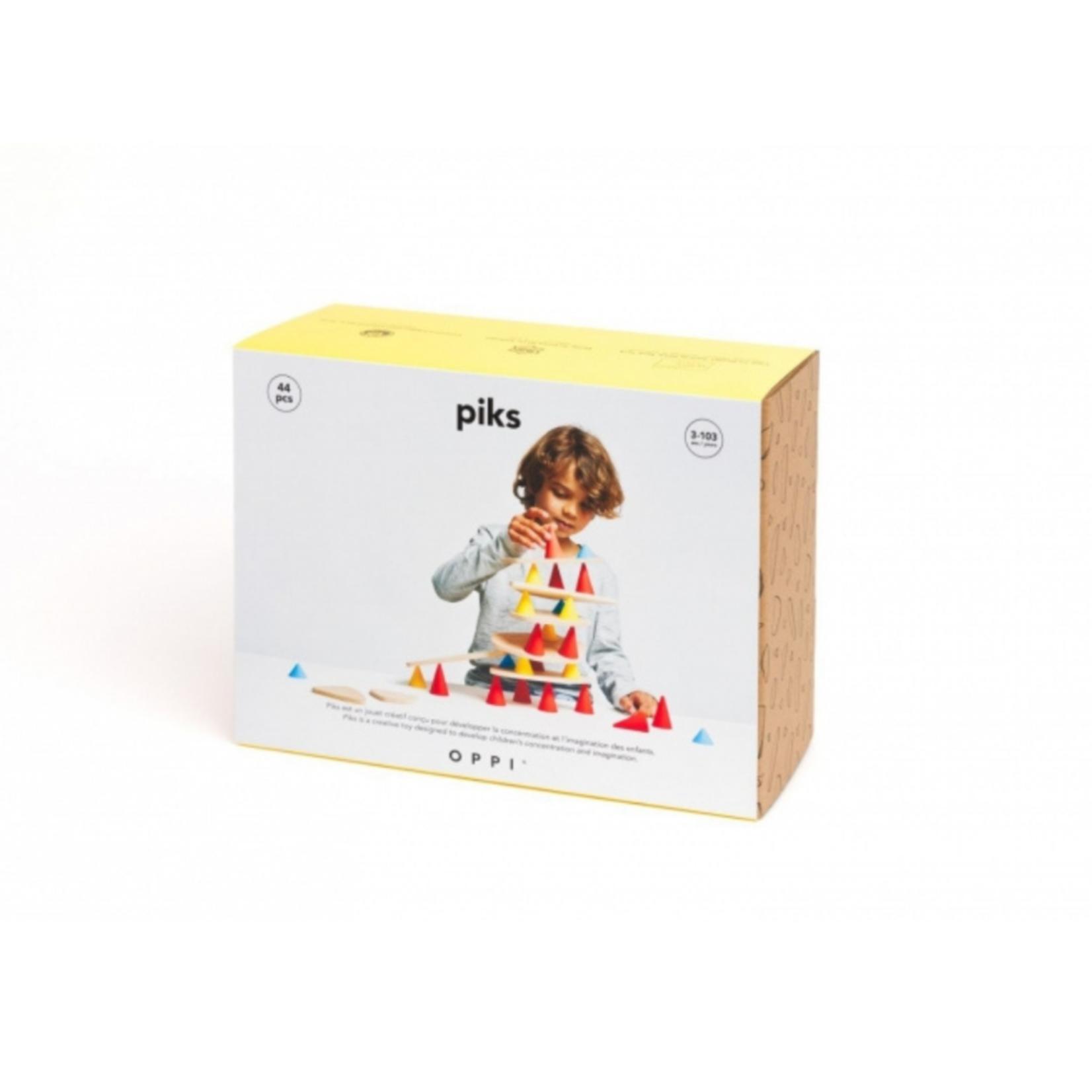 Piks Piks kit medium (44 stuks)