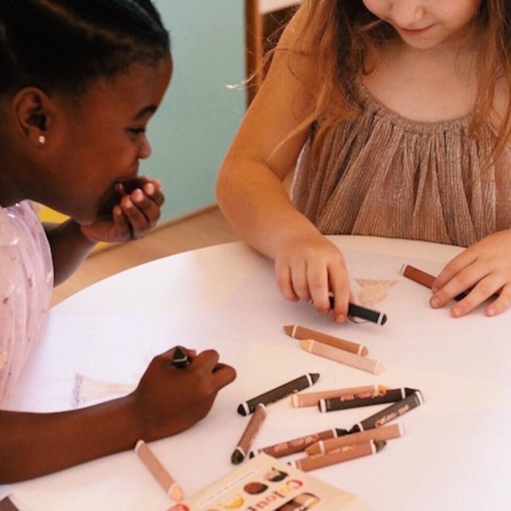 Colour me kids Colour me kids krijtjes