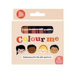 Colour me kids Colour me krijtjes
