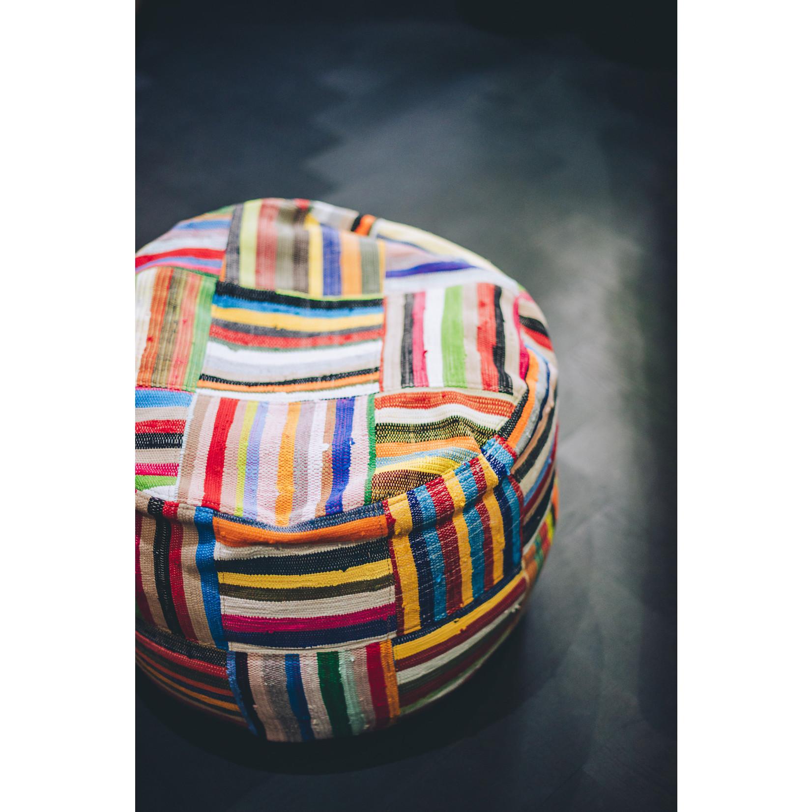 Ashanti design Baby Bori Bori zitzak dia60cm