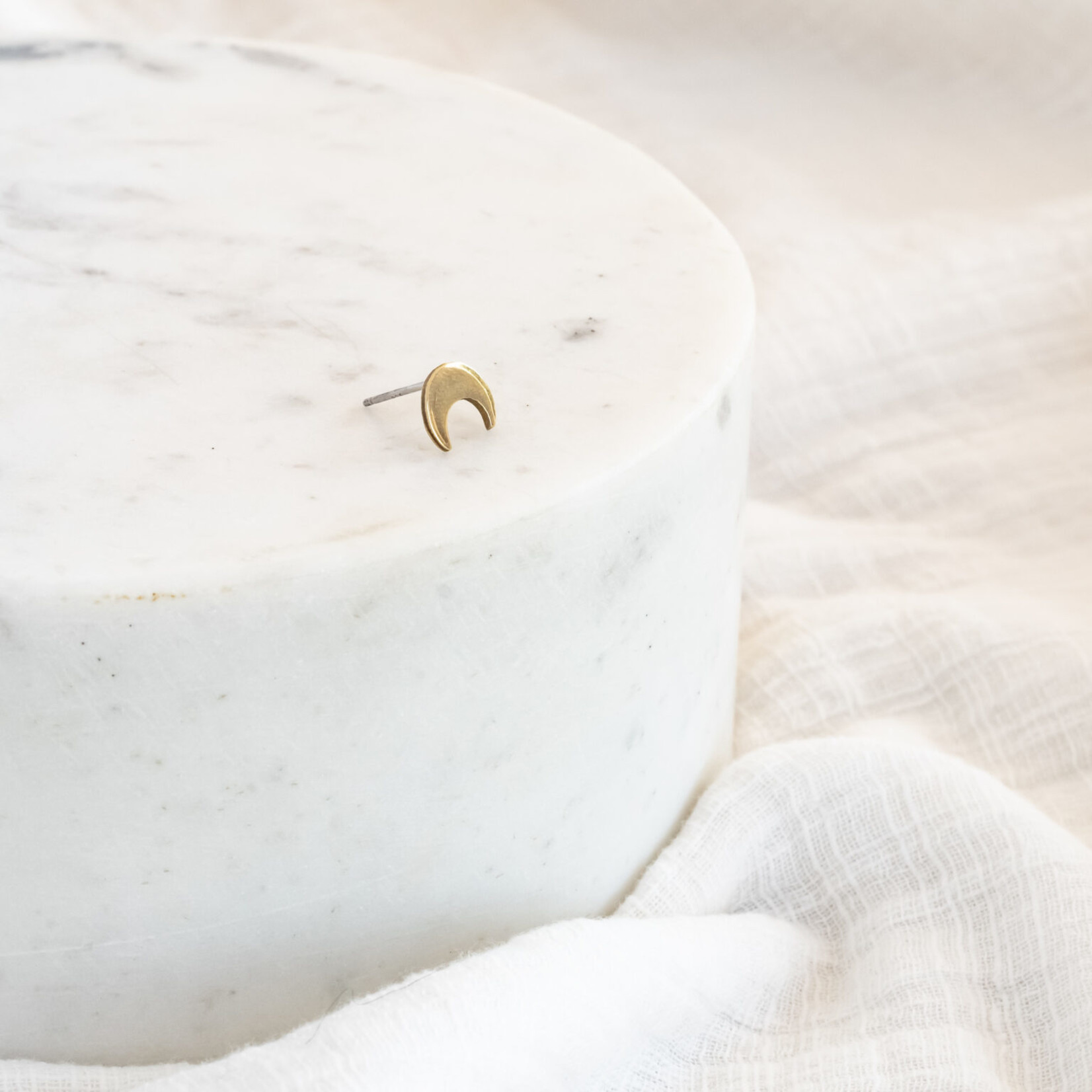 Inimini Homemade Mini studs combipack moon cirkel