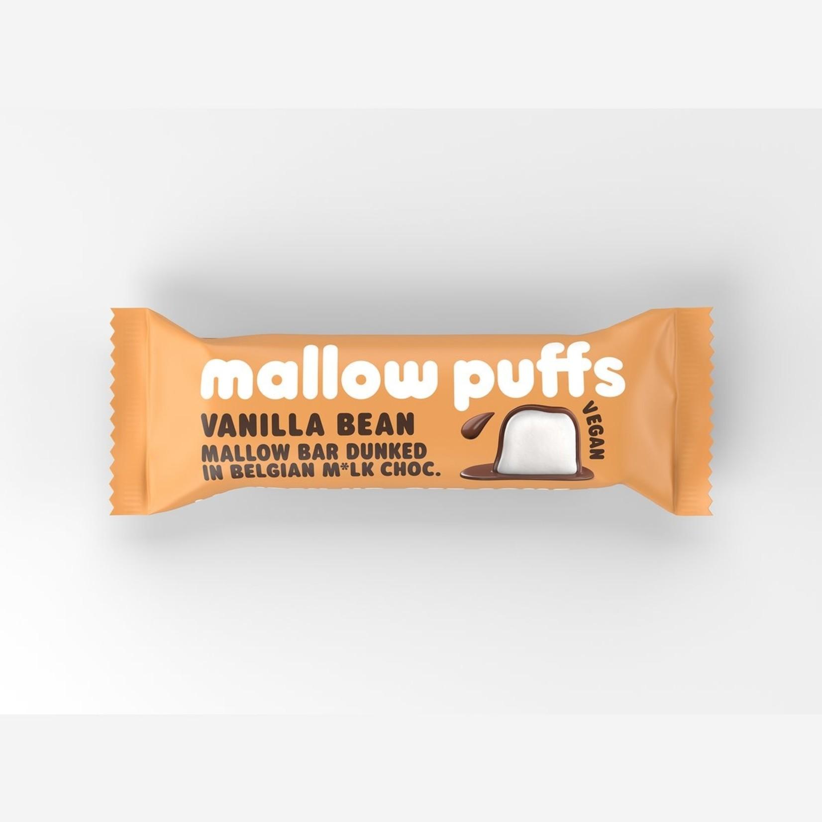 Baru Vegan Vanilla Bean Mallow Bar dunked in Belgian M*lk Chocolate 30g