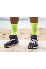 Compressport Mid Compression Socks Hardloopsokken - Blauw/Lime
