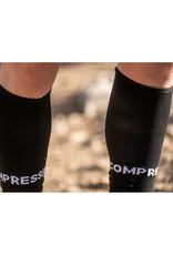 Compressport Full Socks Run Compressiesokken - Zwart