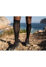 Compressport Full Socks Race Oxygen Chaussettes De Compression - Noir