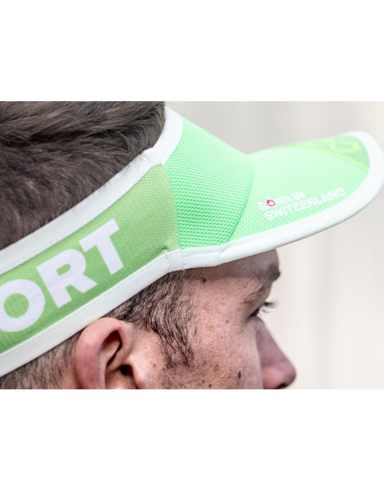 Compressport Visor Ultralight - Groen