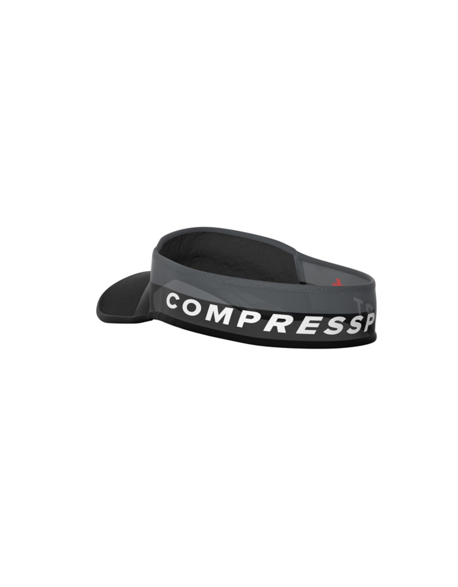 Compressport Visor Ultralight - Zwart