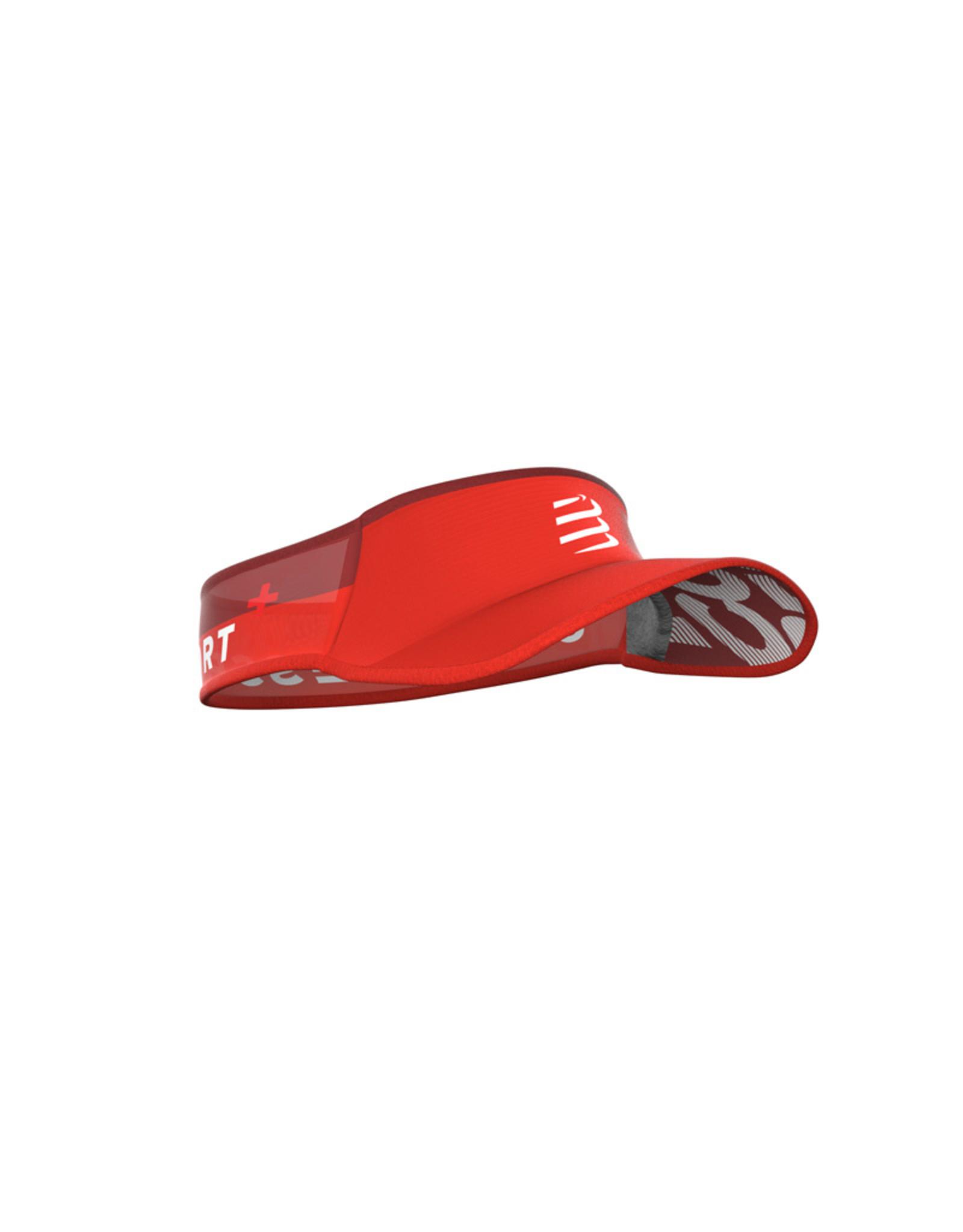 Compressport Visor Ultralight - Rood