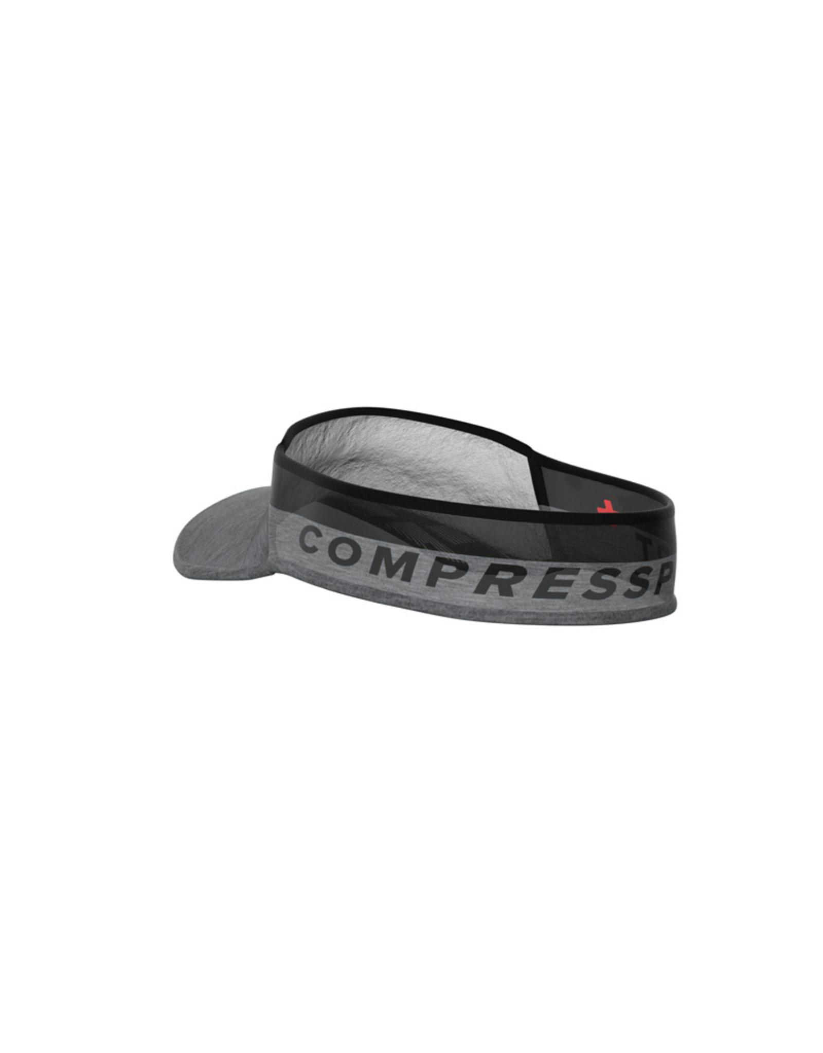 Compressport Visor Ultralight - Gris